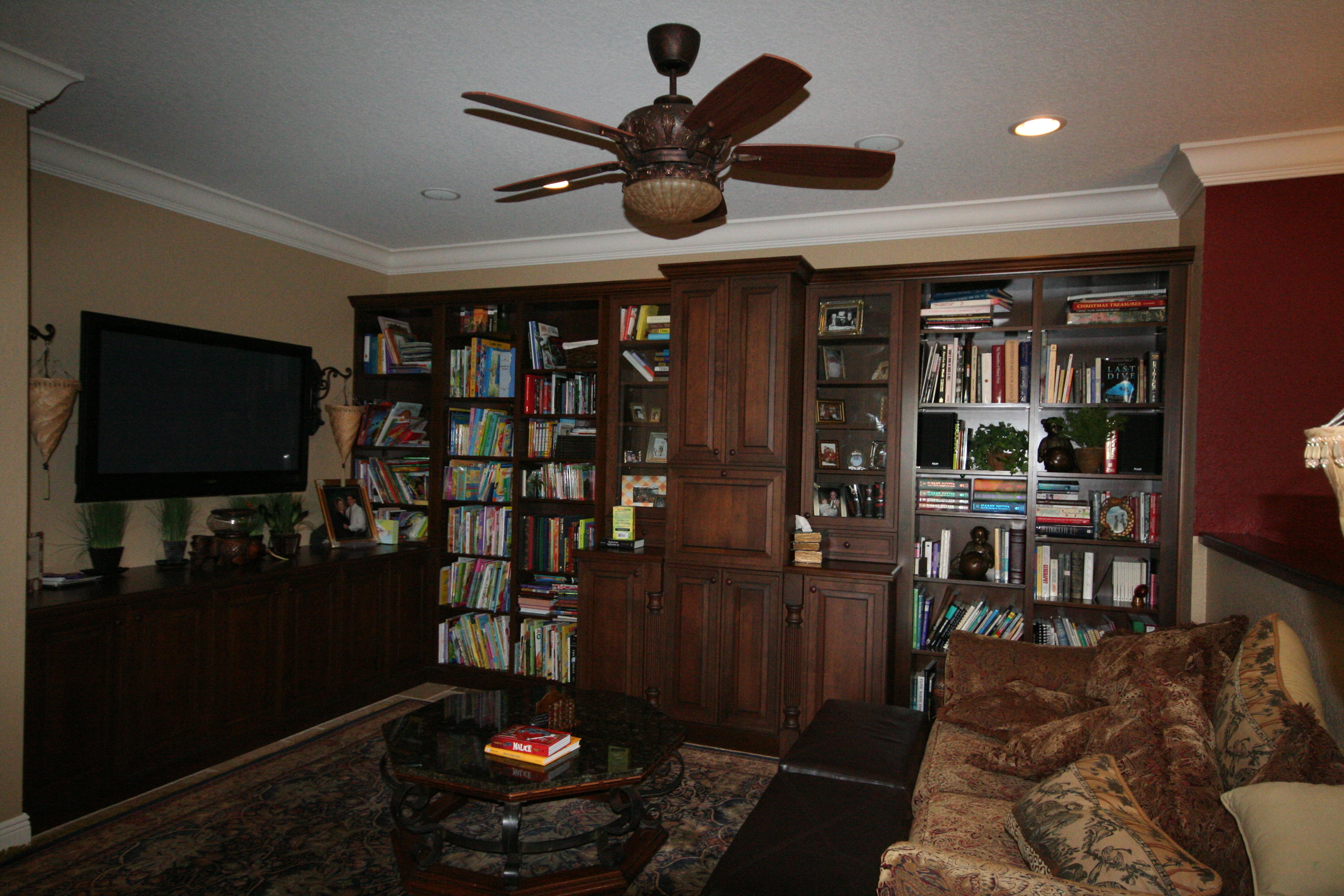 Home Offices and Libraries