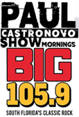 On the Paul Castranova Show, BIG 105.9